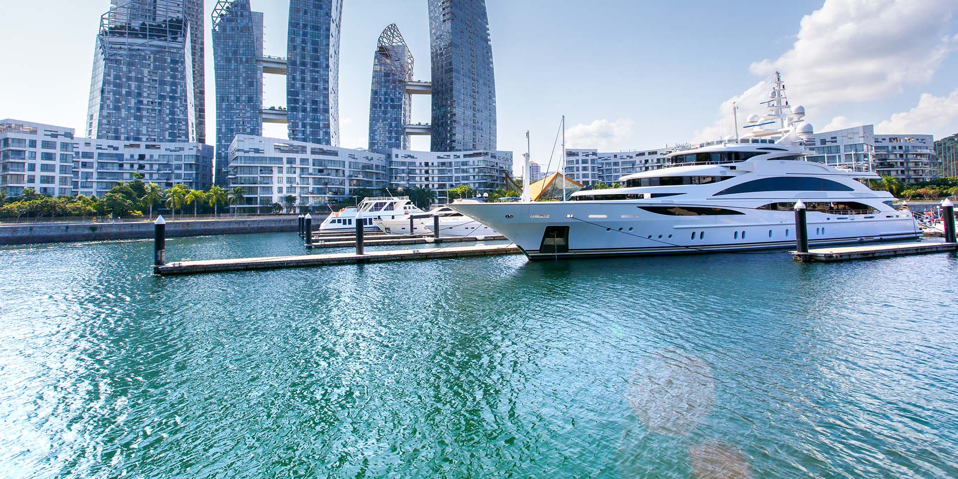 Keppel Bay to Tioman: Convenient Yachting Destinations from Singapore