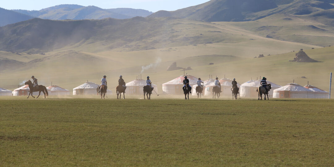 So You Want to Play Polo in the Mongolian Wilderness