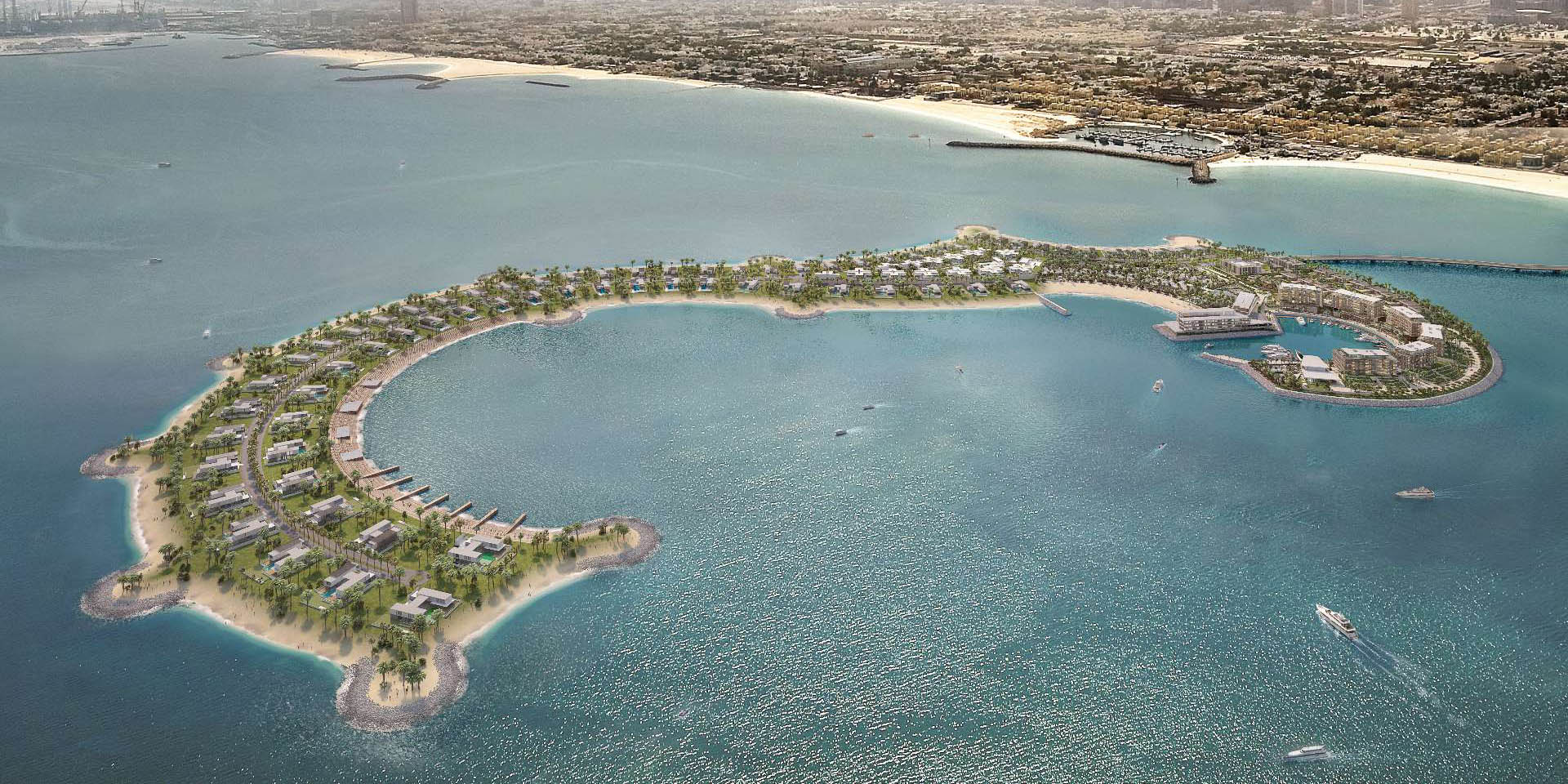 Bulgari Opens Luxury Dubai Resort on Seahorse-Shaped Island