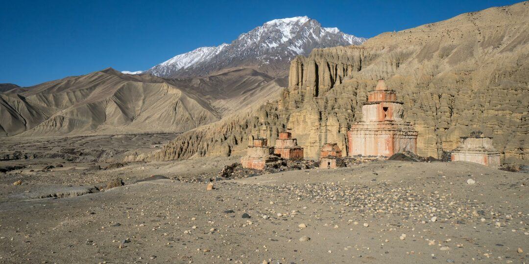 Royalty and Isolation: On the Road to Upper Mustang