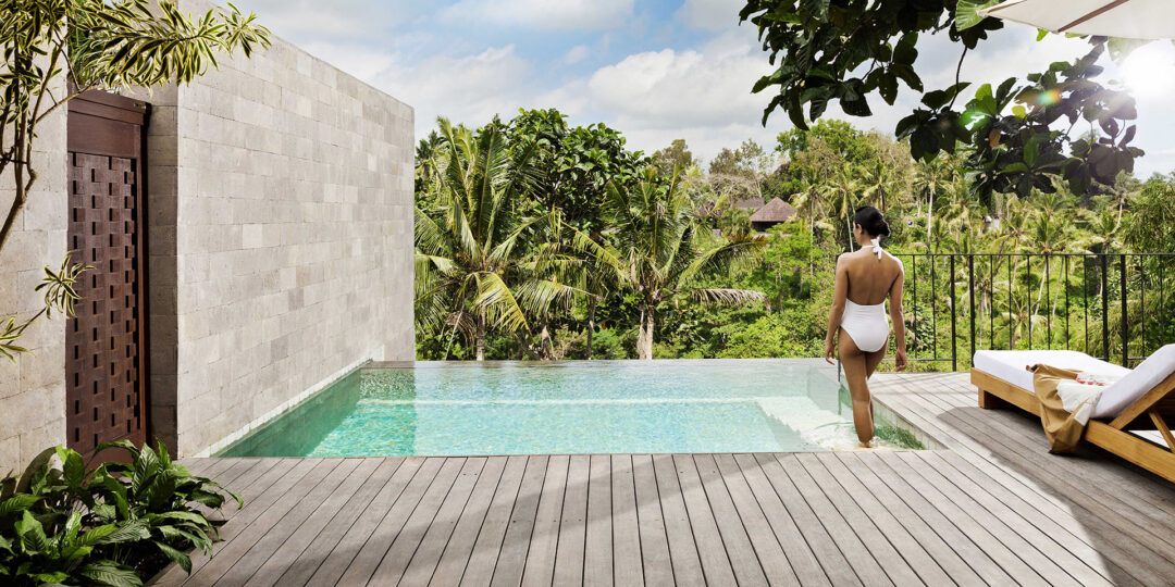 5 Glamorous Hotels in Bali's Cultural Heart of Ubud