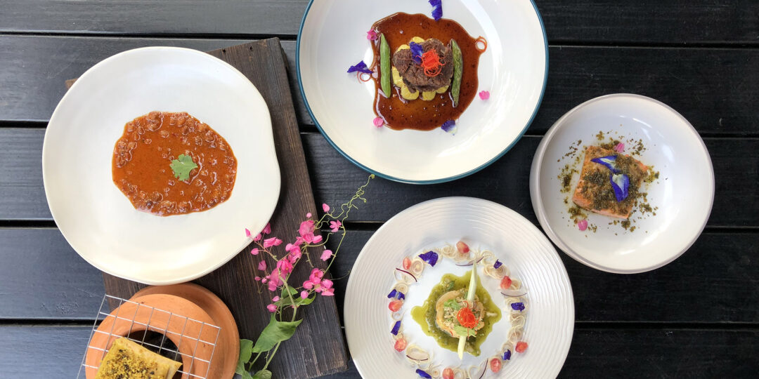 Why You Should Try the 9 Courses at The Siam in Bangkok