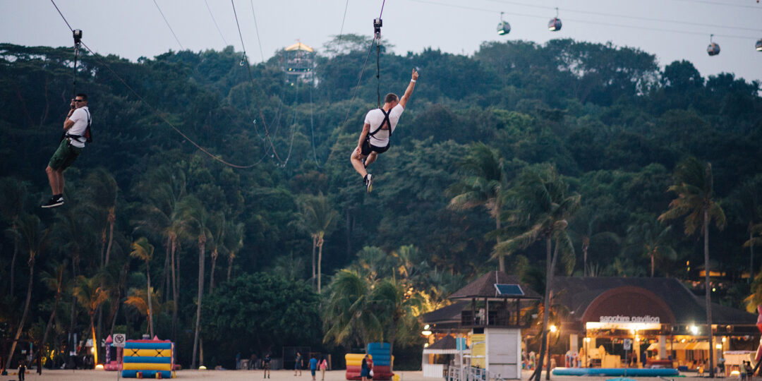 5 Adrenaline-Inducing Adventures for Active Travelers in Singapore