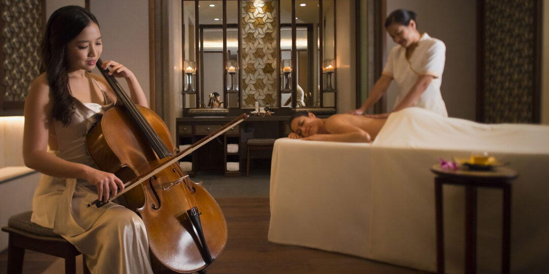 Singapore's 6 Most Luxurious Spa Days