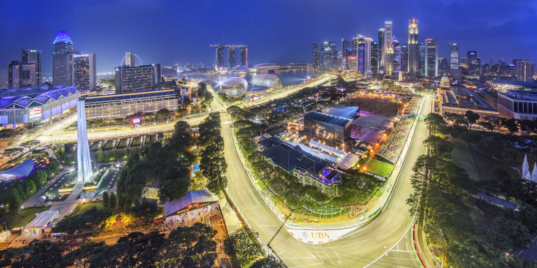F1 from Your Window: Luxury Hotels for the Singapore Grand Prix