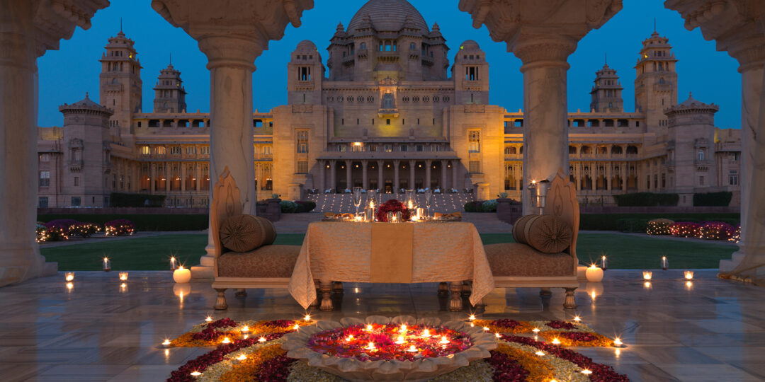 3 Royally Luxurious Palaces You Can Stay at in India