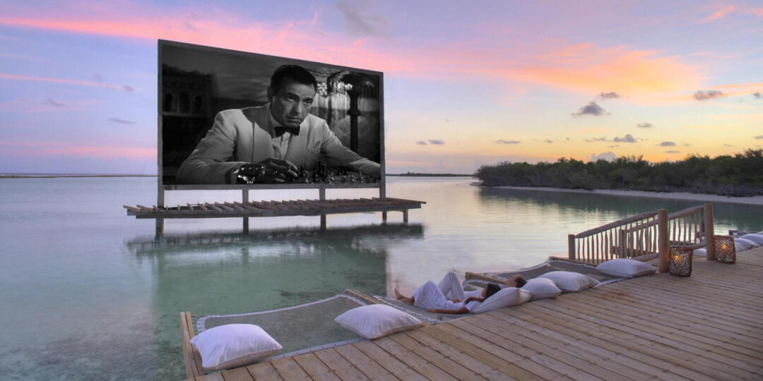 Asia's Most Romantic Outdoor Movie Dates