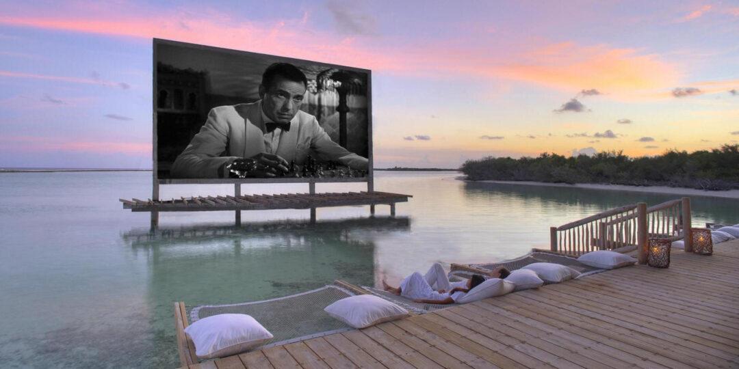 Asia's Most Romantic Outdoor Movie Dates