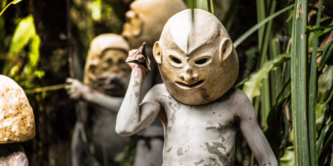 Instagram Journeys: Take Me to Papua New Guinea