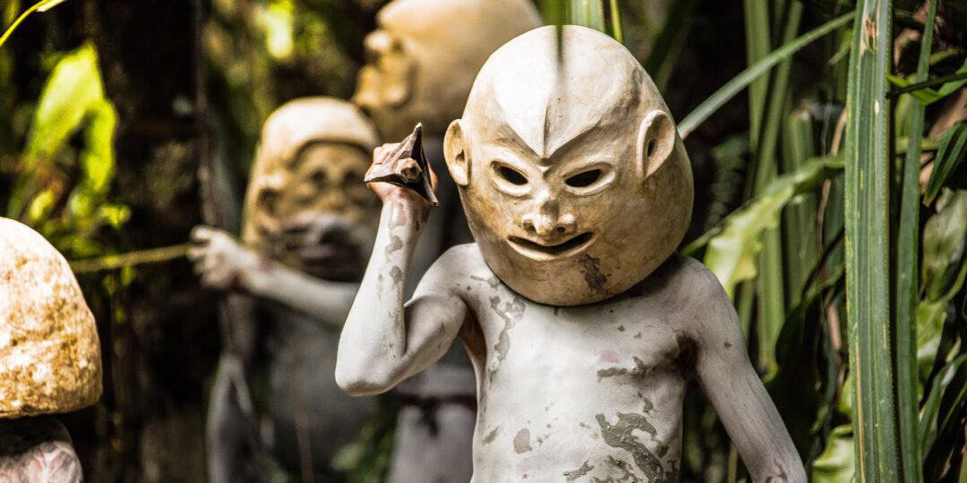 Instagram Journeys: Take Me to Papua New Guinea