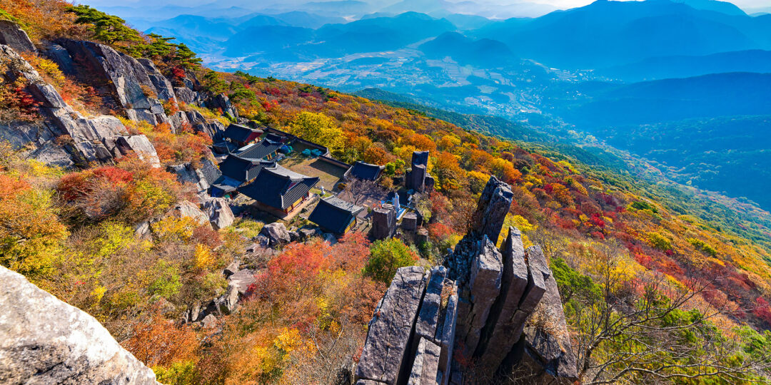 5 South Korean Destinations to Put on Your Fall Foliage Bucket List