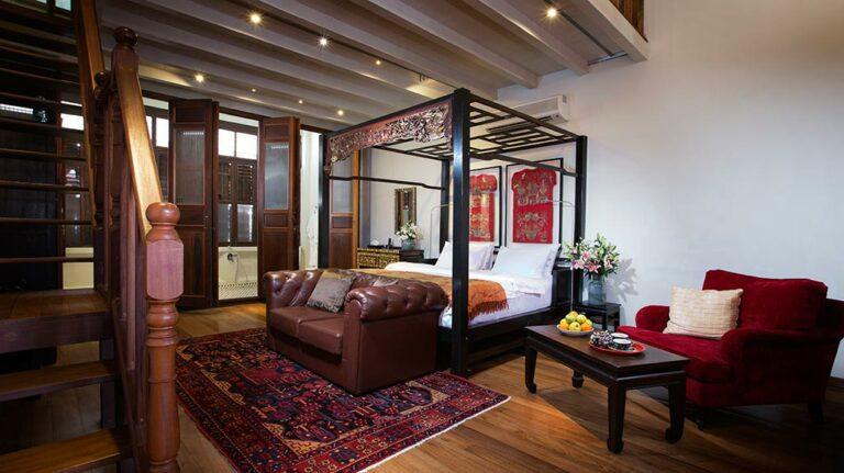 Terraced Duplex Suites