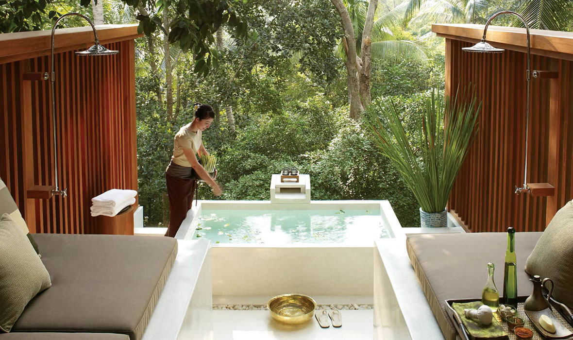 Spa Paradise: Where to Detox in Style on Koh Samui - Travelogues