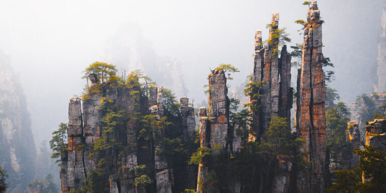 An Instagrammer's Guide to China's Zhangjiajie Mountains