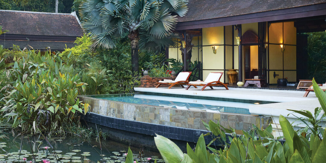 Healing in Style: Luang Prabang's Luxury Spas