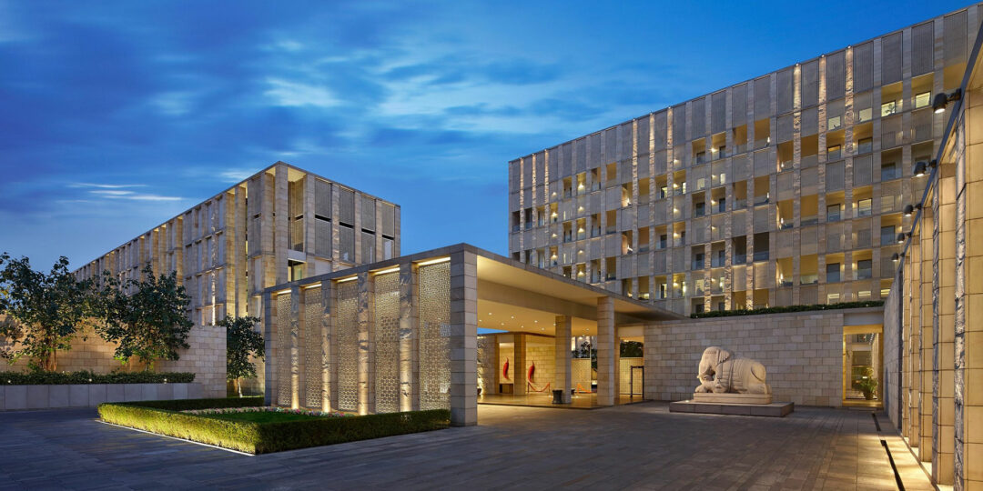 A Guide to New Delhi's Very Best Luxury Hotels