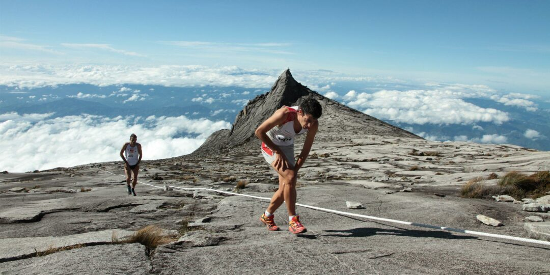 Climbathon: The Race up Borneo's Kinabalu