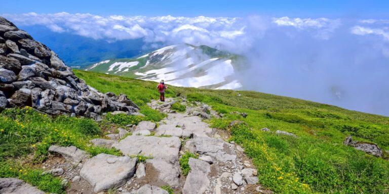 5 Tohoku Mountains for the Serious Hiker