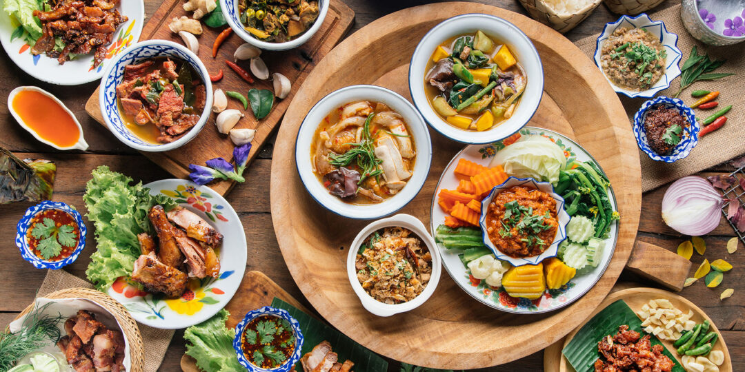 Instagram Journeys: Mouthwatering Thai Food