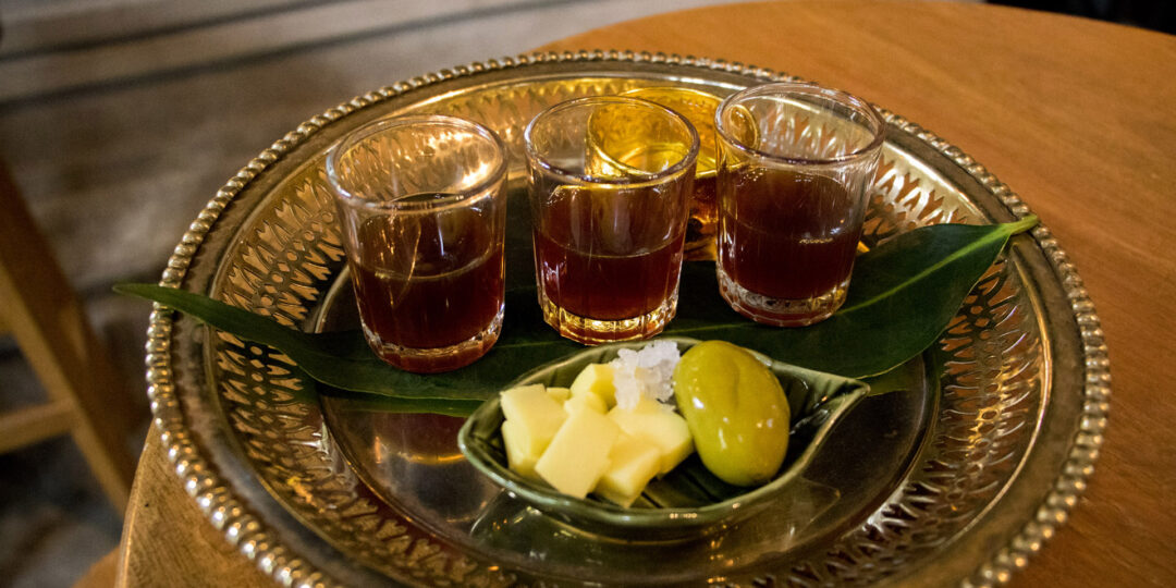 Ya Dong: Traditional Thai Moonshine with an Elegant Twist