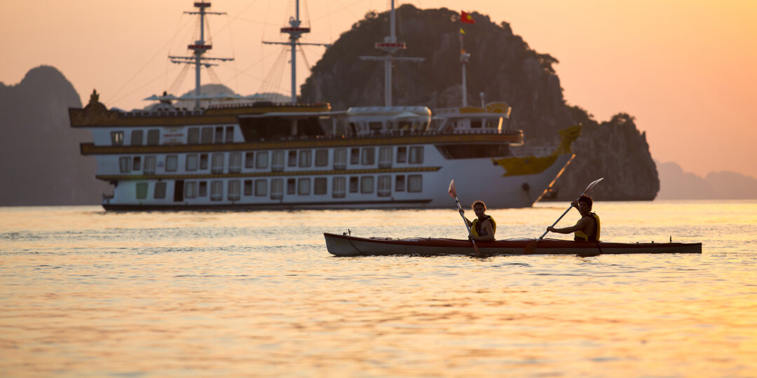 Bai Tu Long: The Halong Bay Less Traveled