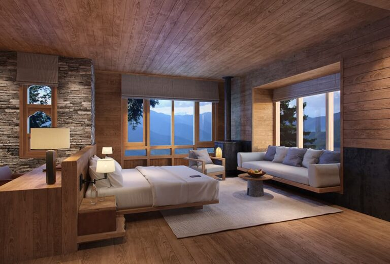 Six Senses Paro Lodge.