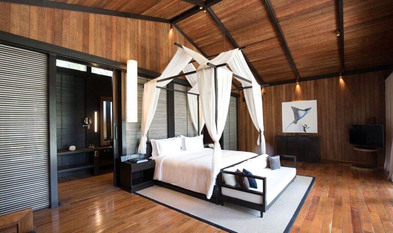 Taj Exotica Resort & Spa Andamans interior.