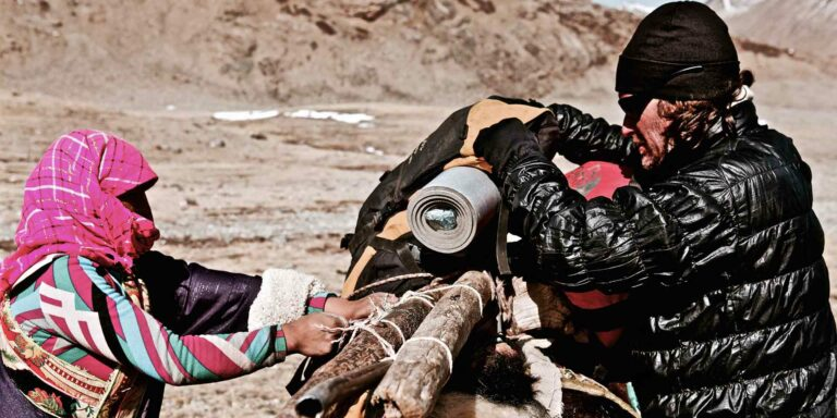 Tsa'lam: The Salt Route of China