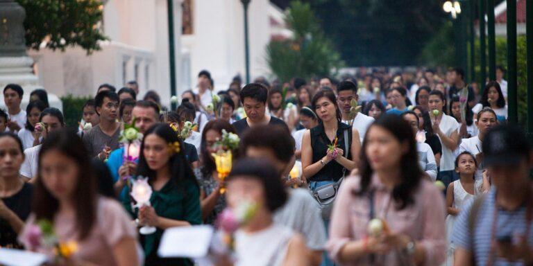 City of Angels: A Visual Journey Through Bangkok Festivals