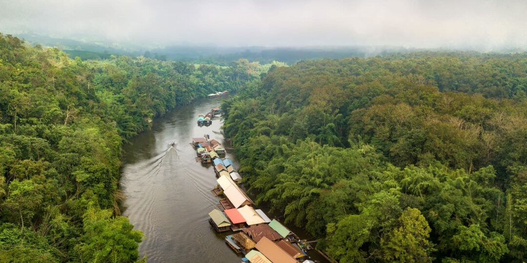 Kayaking the Kwai: Exploring Death Railway After 75 Years