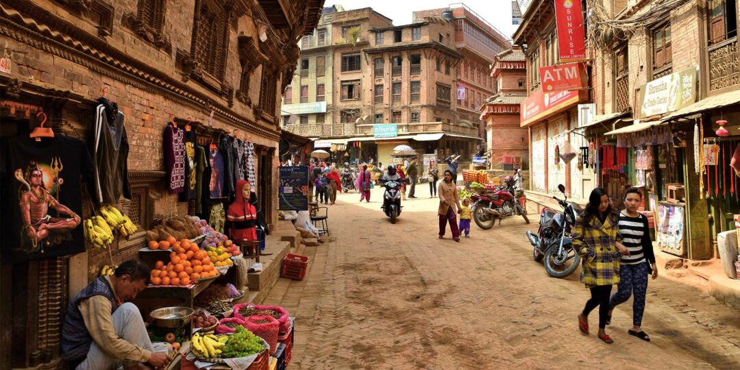 Faces of Bhaktapur: Medieval Nepal Hidden in Plain Sight