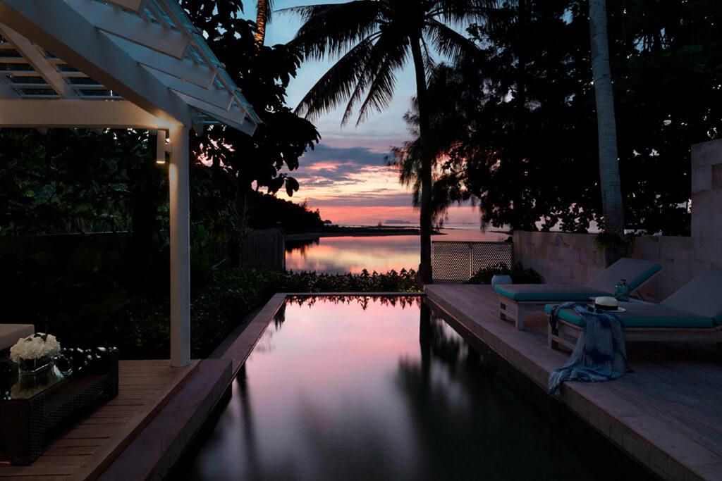 AVANI+ Samui villa pool