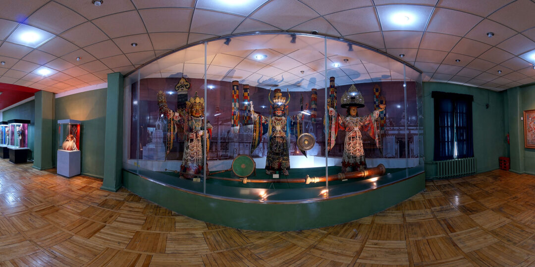 Art in Ulaanbaatar: The Zanabazar Museum of Fine Arts