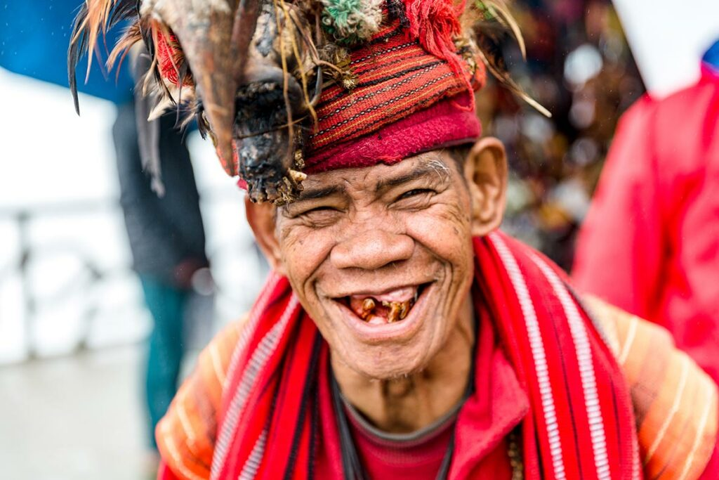 An-Ifugao-elder-in-tradtional-dress