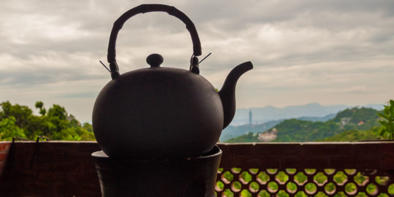 Tea for Taipei: Maokong Gondola to Taiwan's Past