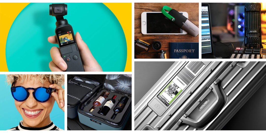 10 Last-Minute Luxury Travel Gifts for the Gadget Lover