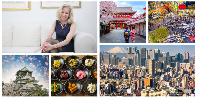 Interview: Luxury Summer Games in Tokyo with Catherine Heald