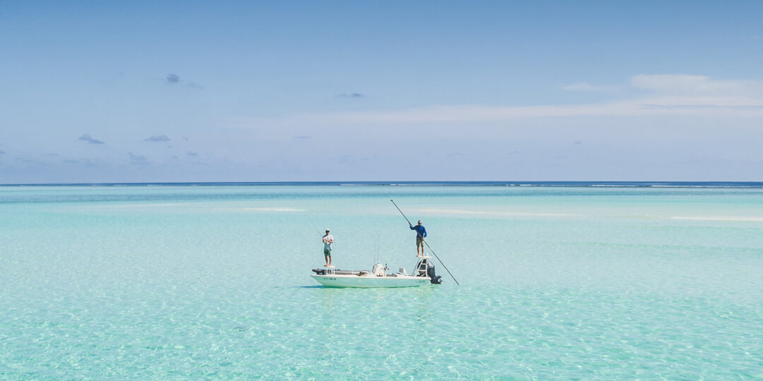 Maldives on the Fly: Sport Fishing Thaa Atoll with COMO