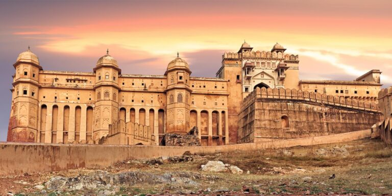 Jaipur Forts: Inside Nahargarh, Amber, and Jaigarh
