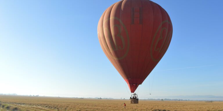 Balloon Safaris Loikaw: New Activity for Travelers to the Kayan State