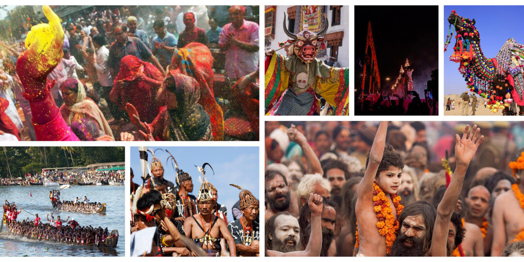 Luxury Guide to India Festivals in 2019