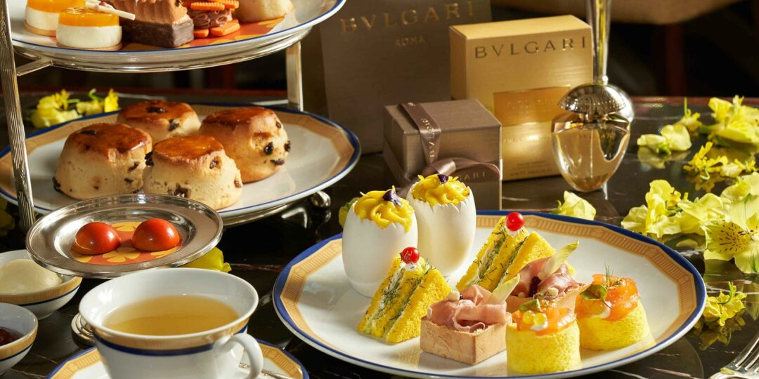 5 Great Ways to Have High Tea in Asia
