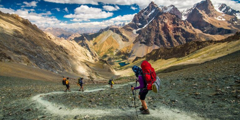 Fann Mountains: Hiking Tajikistan's Glacial Lake Loop