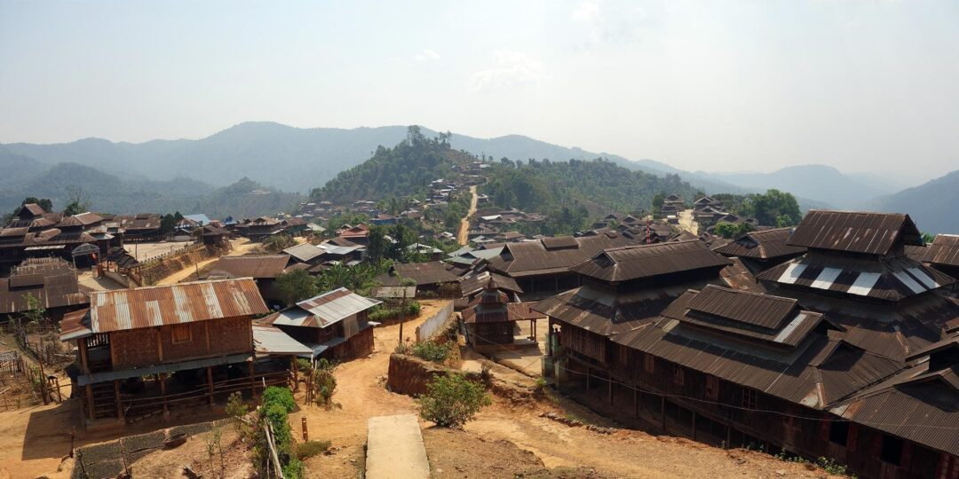 Trekking the Shan Hills with the Palaung People of Northern Myanmar