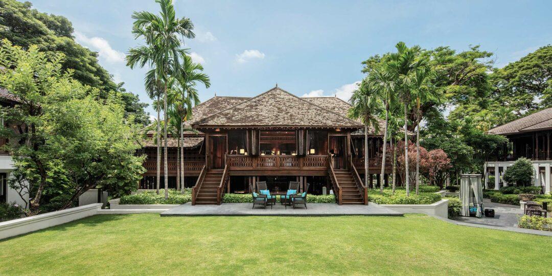 137 Pillars: The Luxury Traveler's Choice for Exploring Chiang Mai
