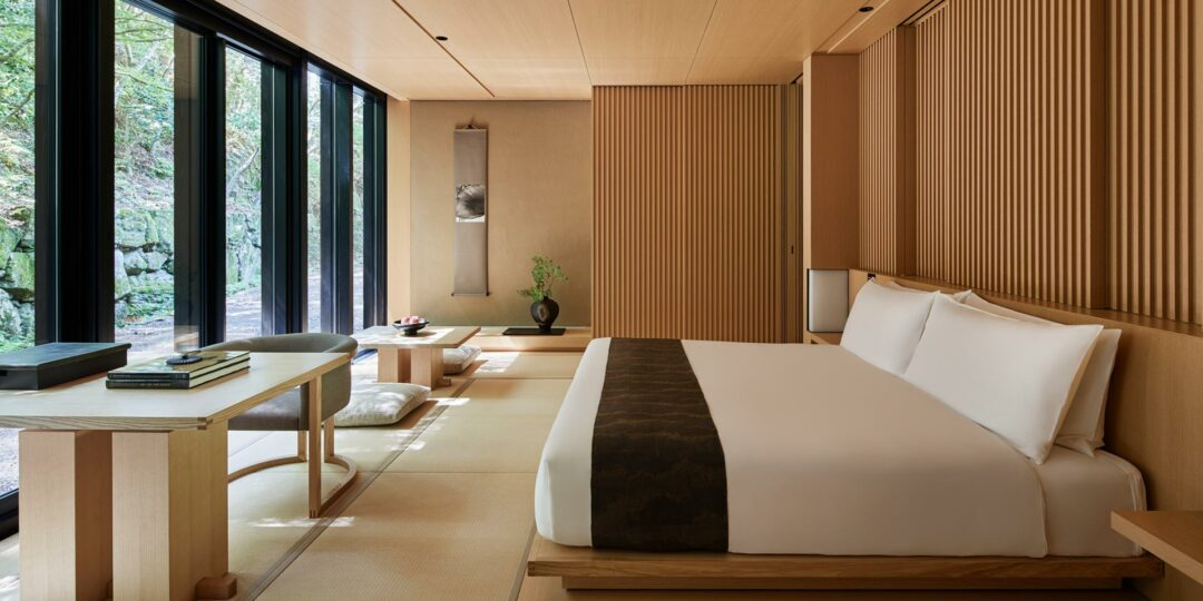 Aman Kyoto is a Go: New Luxury Resort Set to Open in 2019