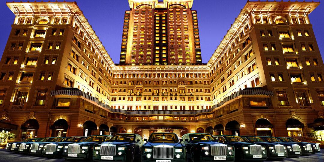 6 Ultra-luxe Reasons to Stay at the Peninsula Hong Kong