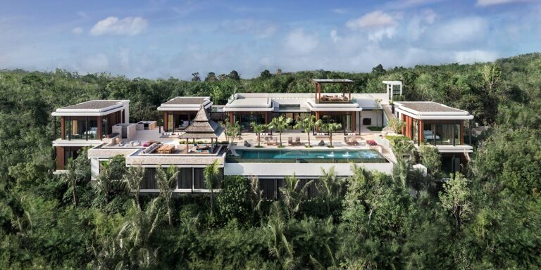 Anantara Layan Residences and the Perfect Phuket Group Getaway