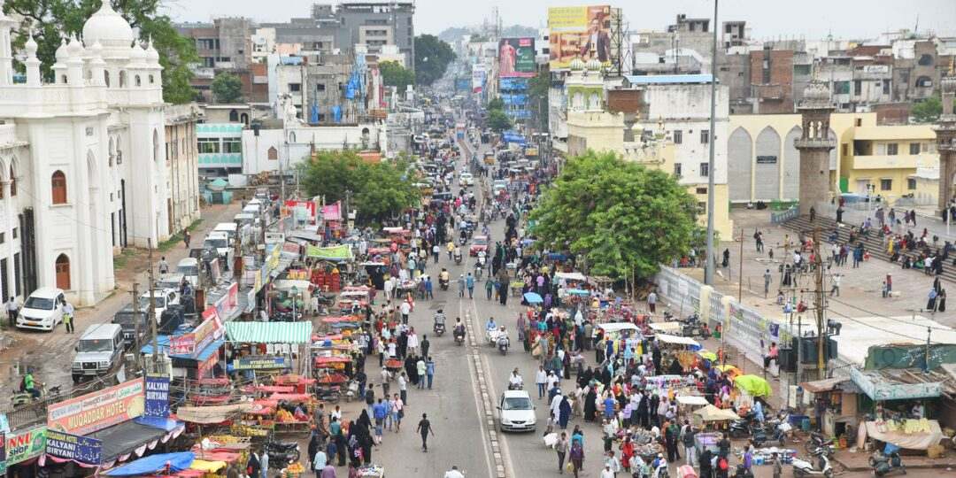 Heart of Hyderabad: Hidden Treasures of Charminar