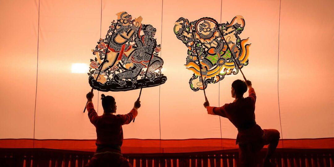 Ratchaburi: Thailand's Last Shadow Puppet Show